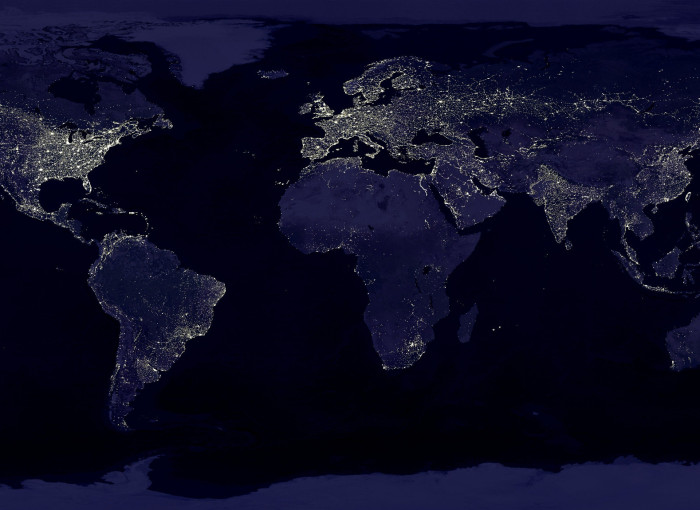Earth-At-Night