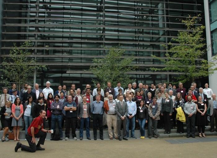 ALAN2014 Delegates Outside